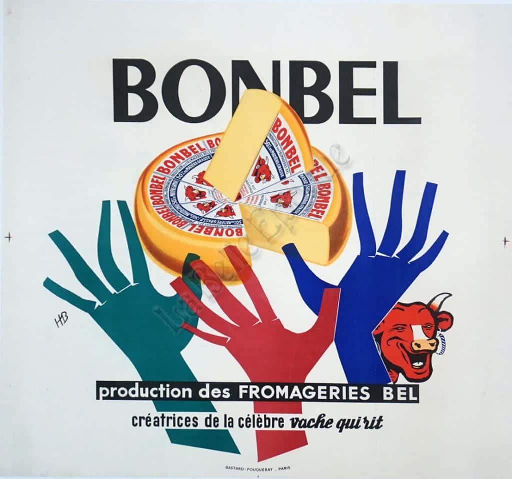 Bonbel Vintage Posters