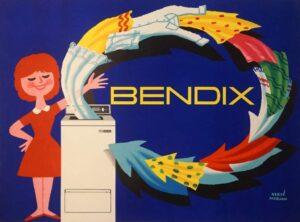 Bendix Vintage Posters