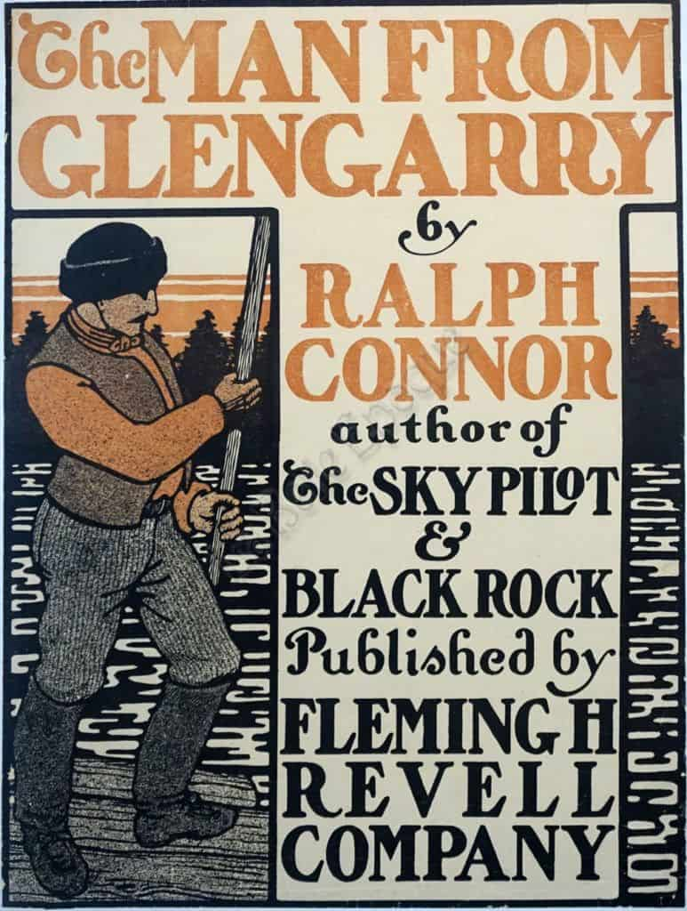 The Man from Glengarry Vintage Posters