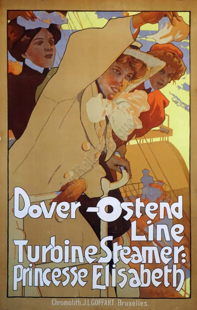 Dover-Ostend Line