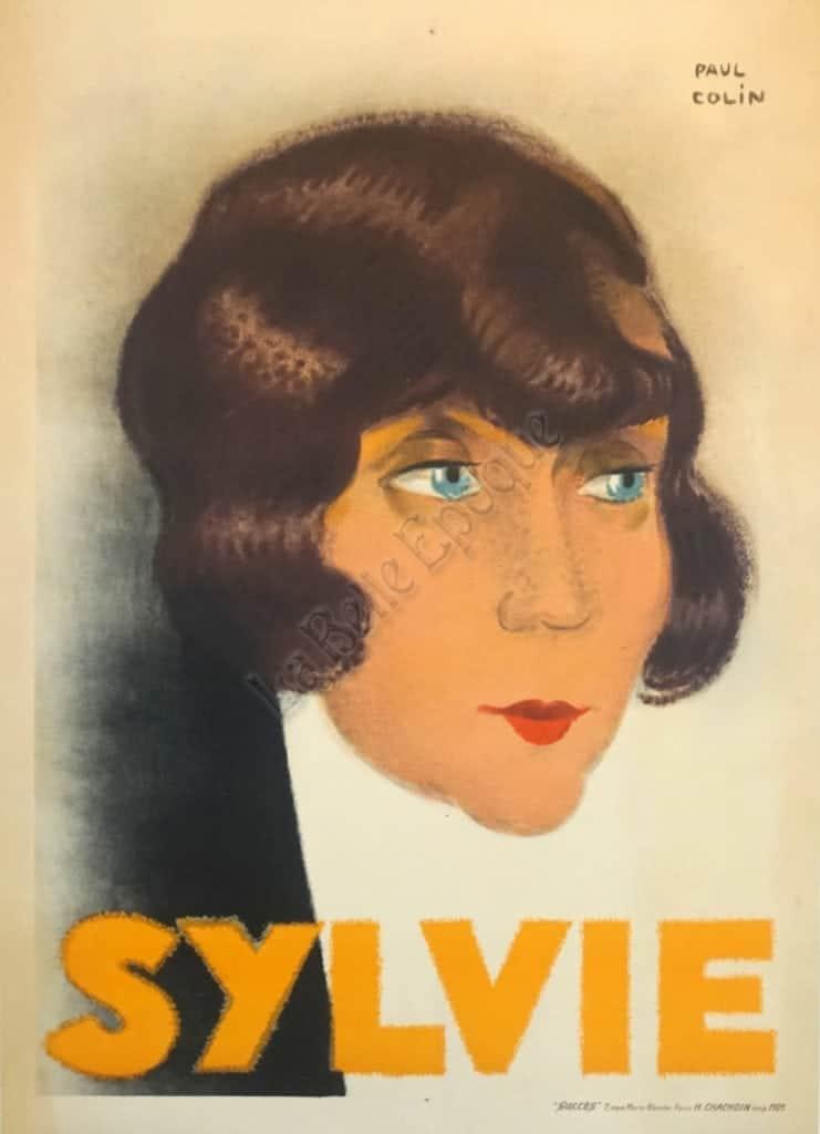 Sylvie Vintage Posters