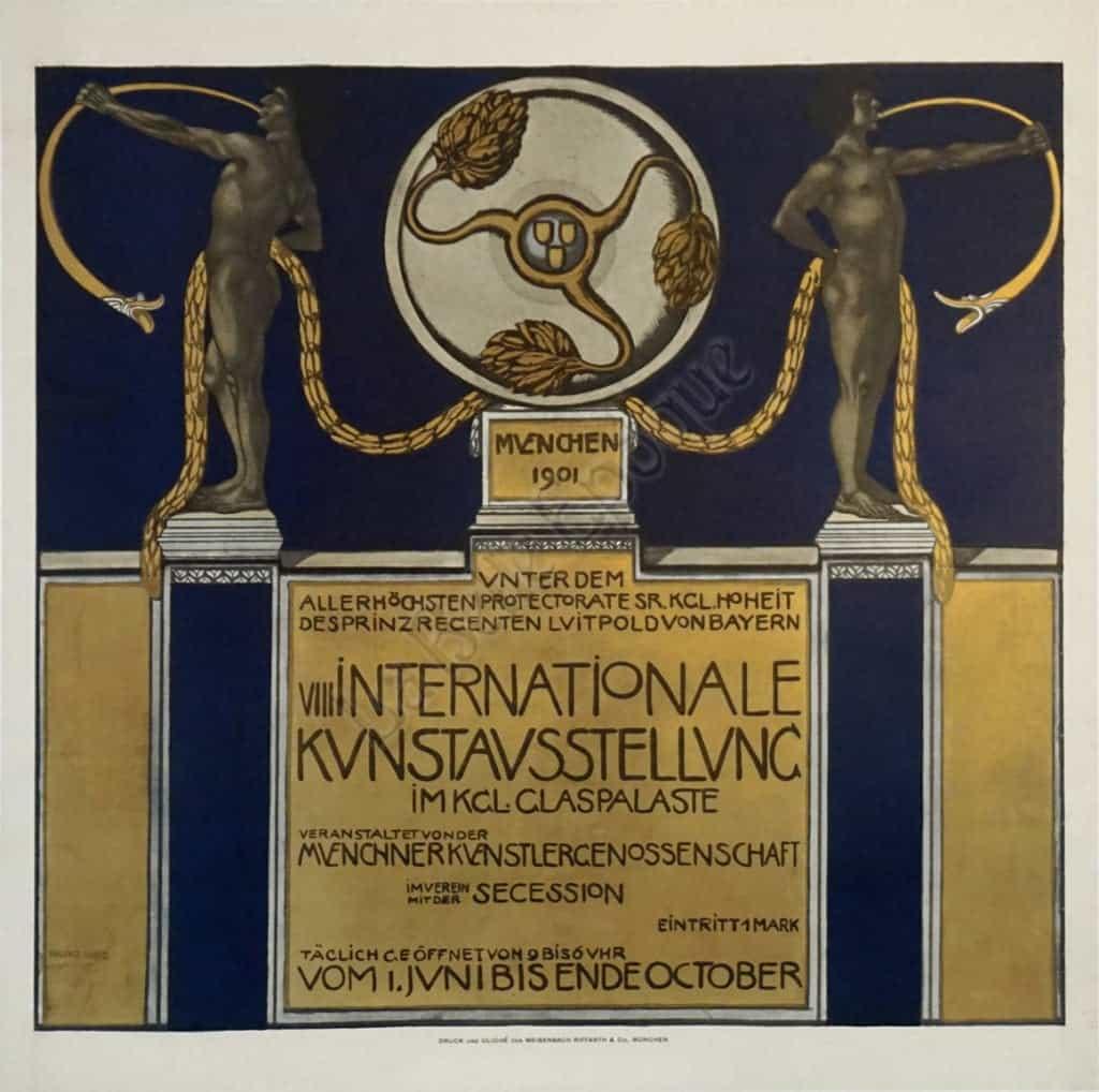 Internationale Vintage Posters