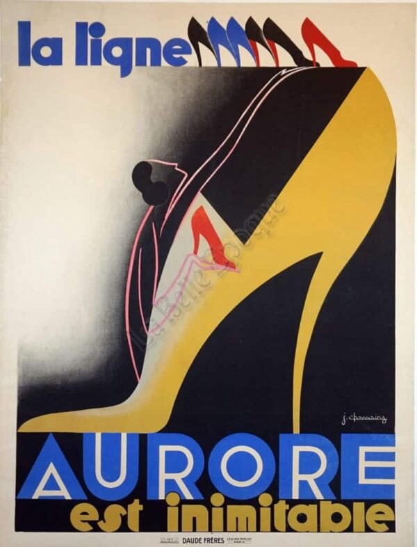 Aurore Vintage Posters