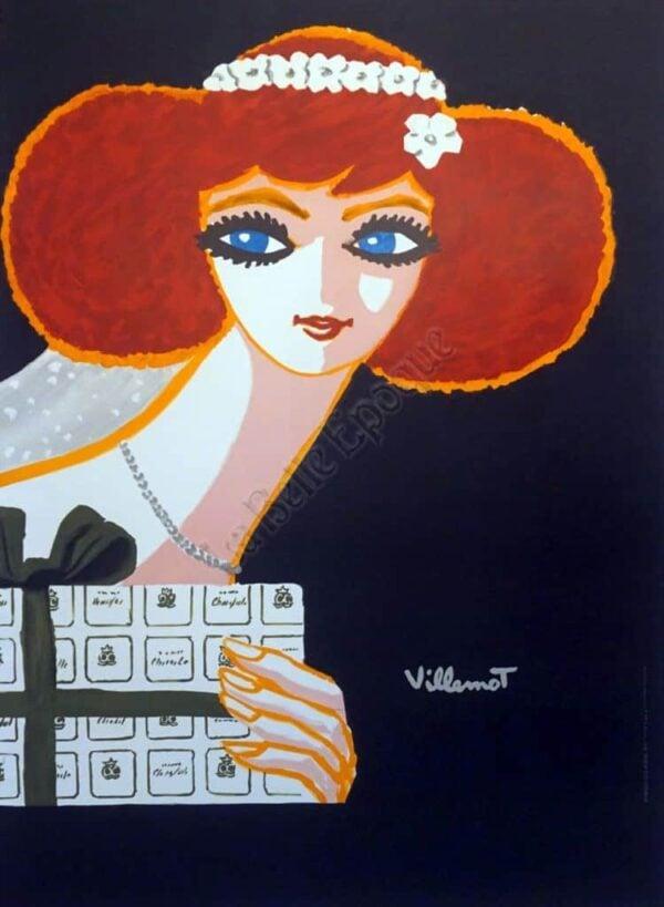 Villemot Vintage Posters