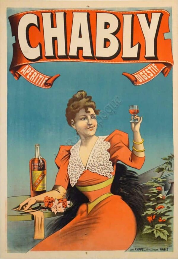Chably Vintage Posters