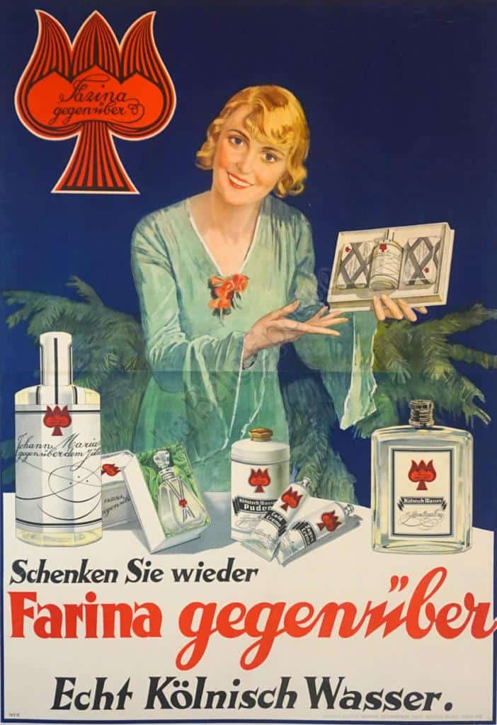 Farina Gegenuber Vintage Posters