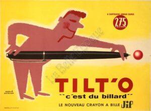 Tilt'O Vintage Posters