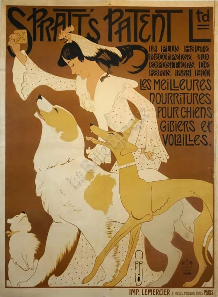 Spratt's Patent Ltd Vintage Posters