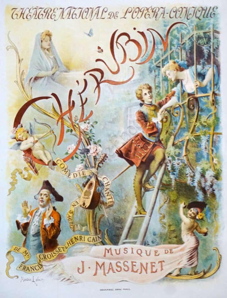 Cherubin Vintage Posters