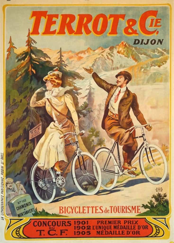 Terrot & Cie Vintage Posters