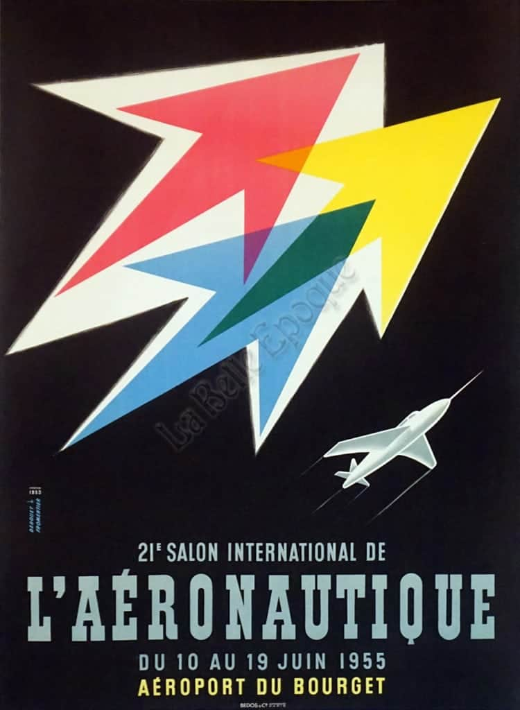 L'Aeronautique Vintage Posters