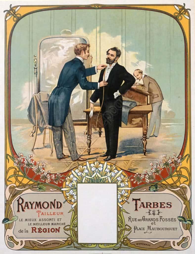 Raymond Tarbes Vintage Posters