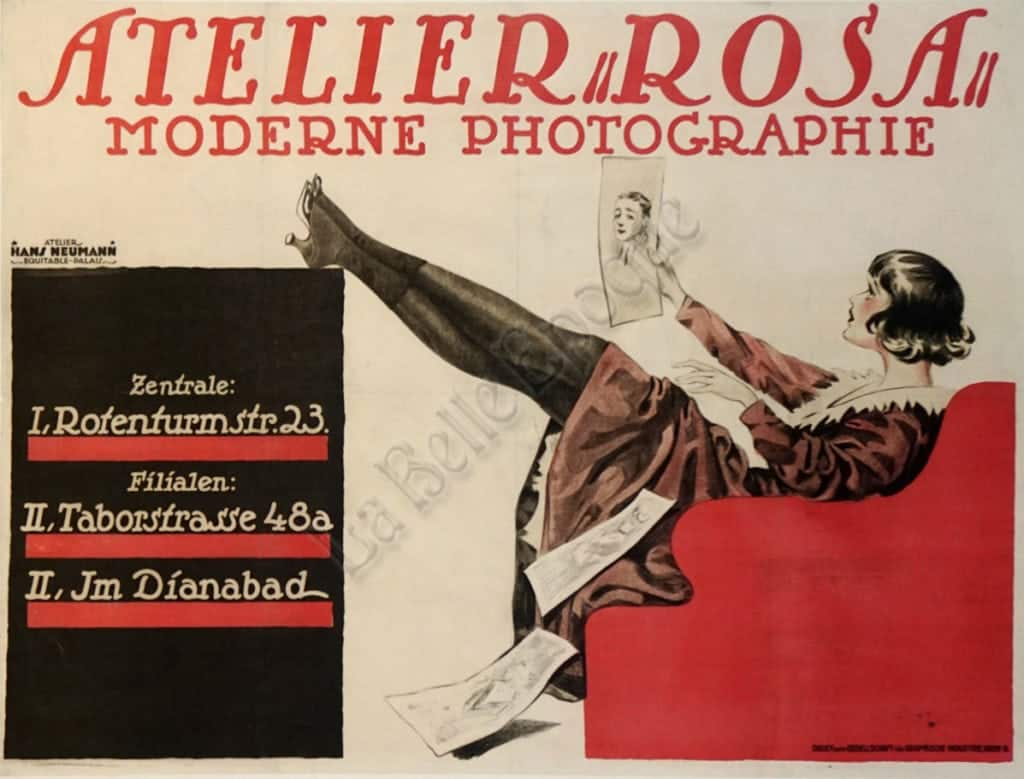 Atelier Rosa Vintage Posters