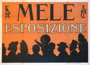 Mele & Cie Esposizione Vintage Posters