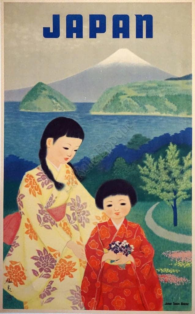 Japan Vintage Posters