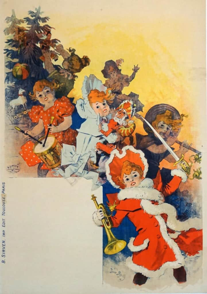 Children Vintage Posters