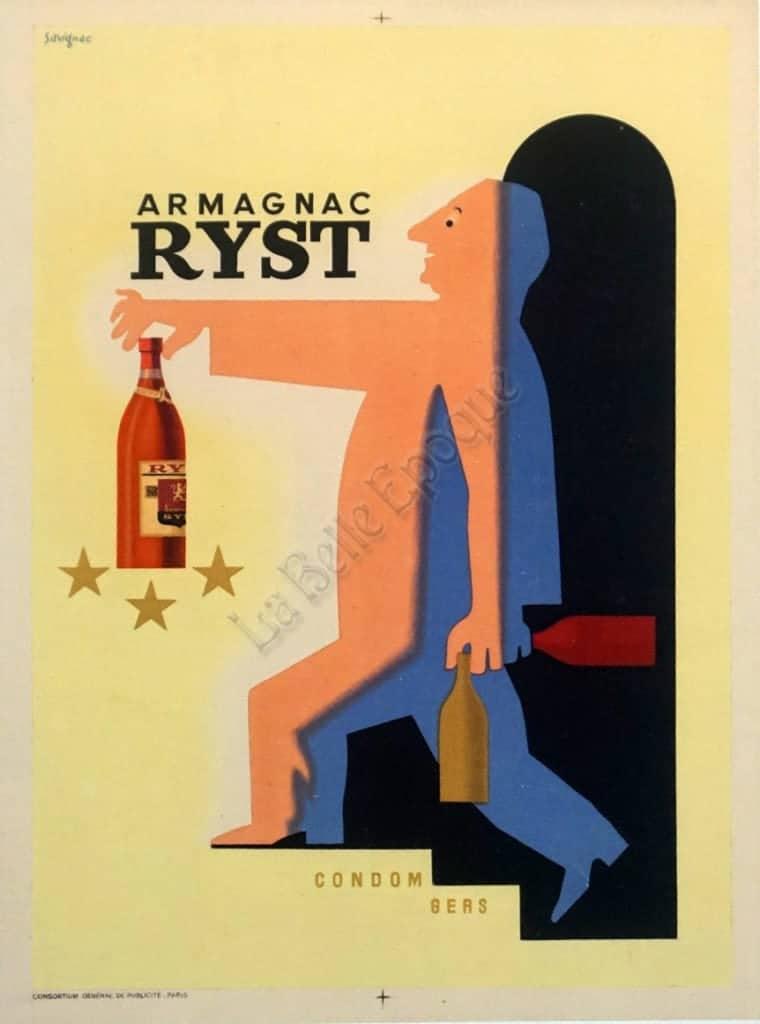 Armangac Ryst Vintage Posters