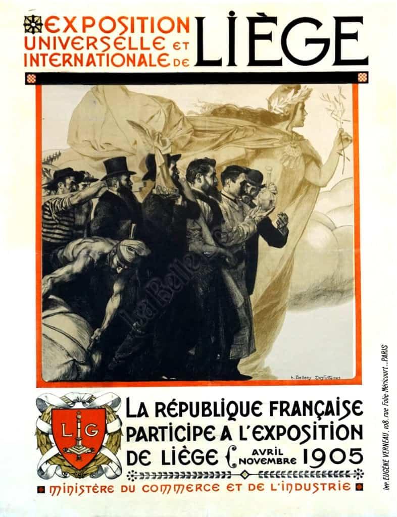 Liege Vintage Posters