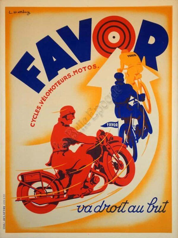 Favor Vintage Posters