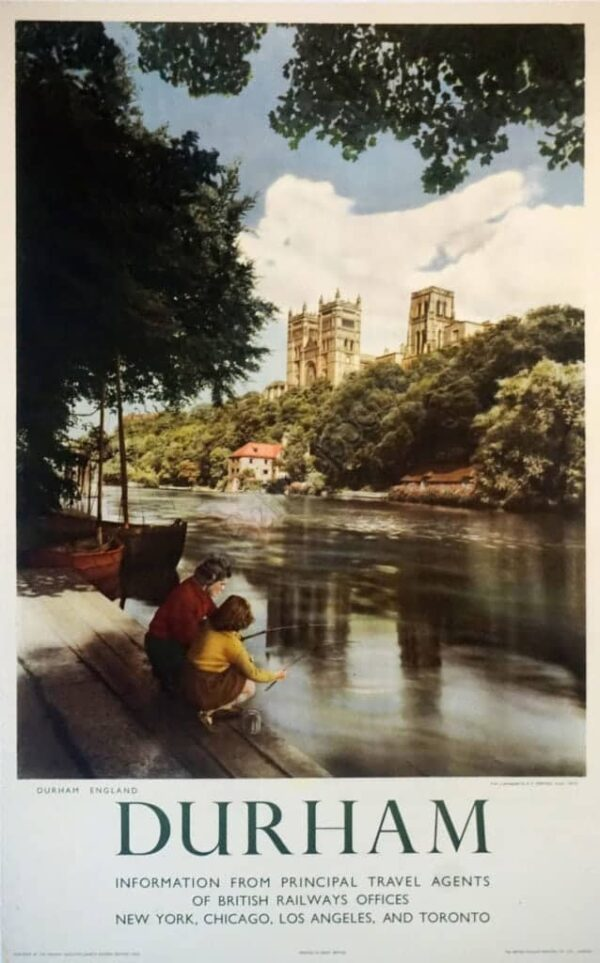 Durham Vintage Posters