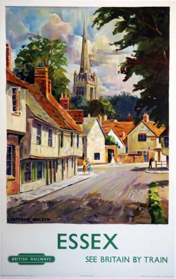 Essex Vintage Posters