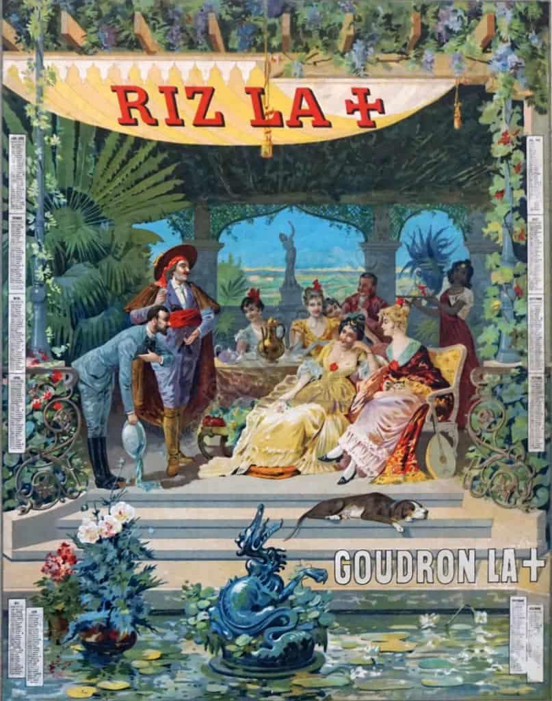 Riz La Vintage Posters