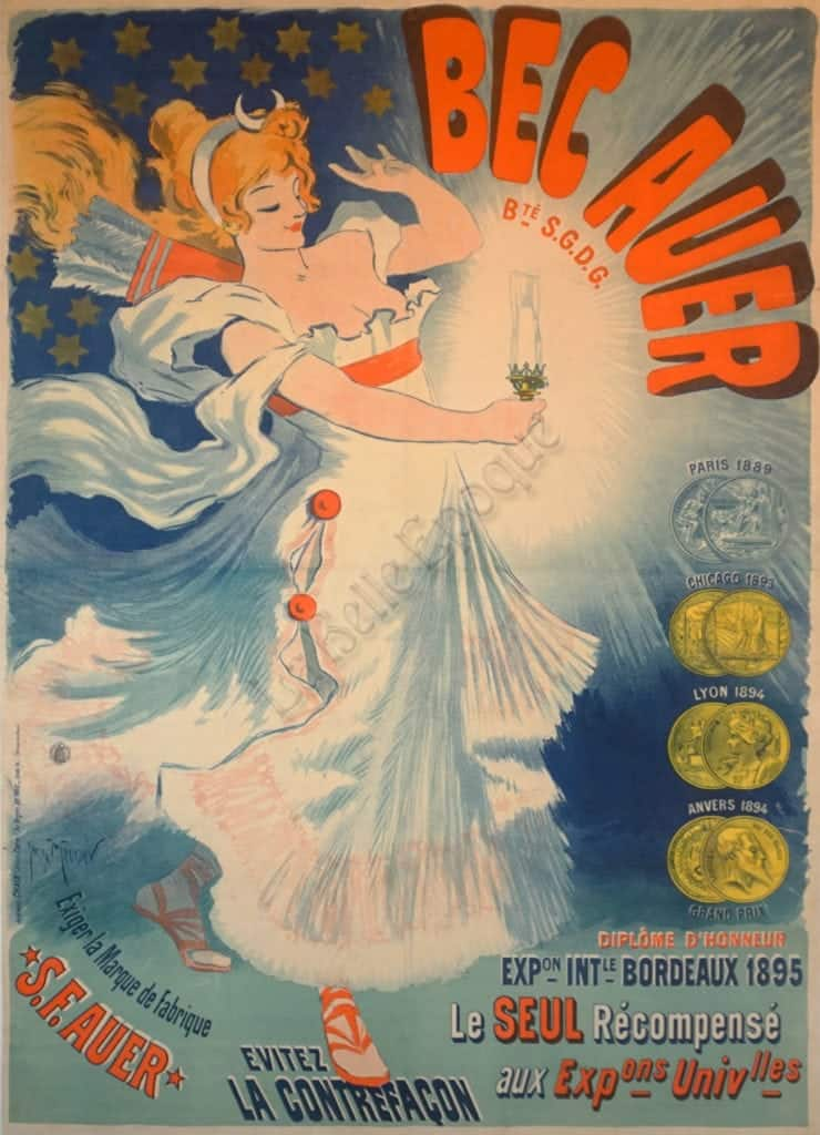 Bec Auer Vintage Posters