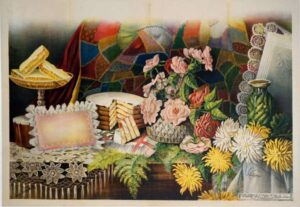 Floral Vintage Posters