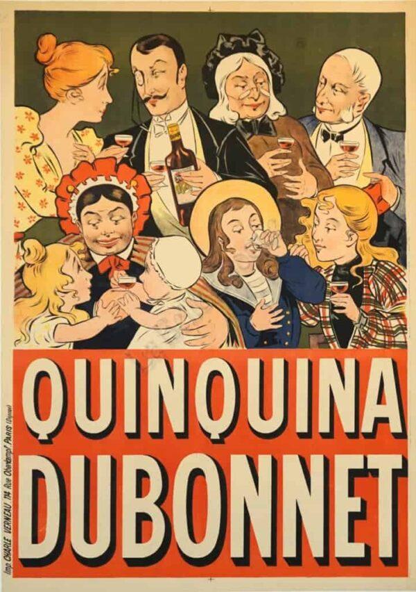 Quinquina Dubonnet Vintage Posters