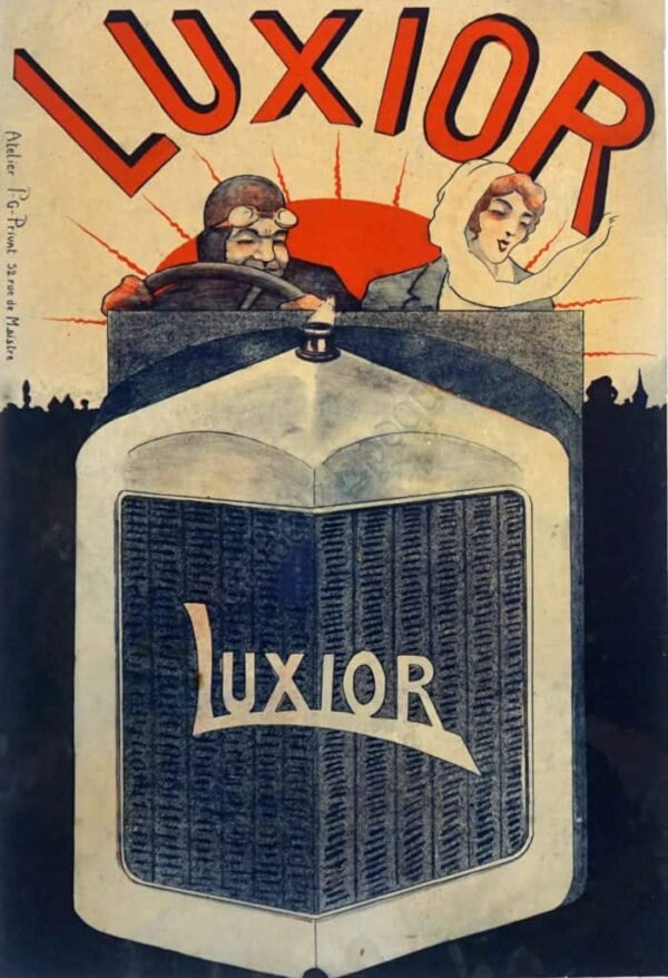 Luxior Vintage Posters