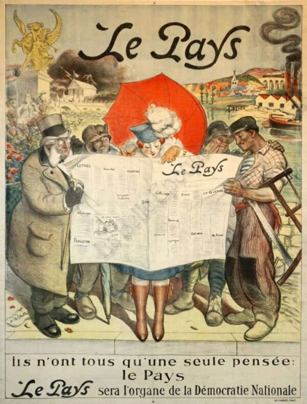 Le Pays Vintage Posters