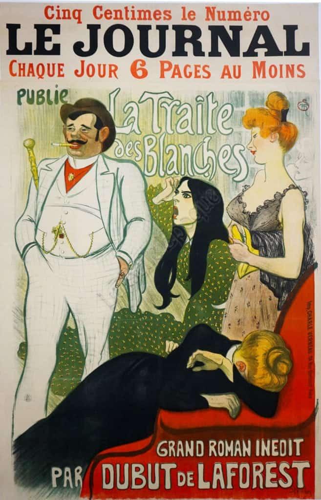 Le Journal Vintage Posters