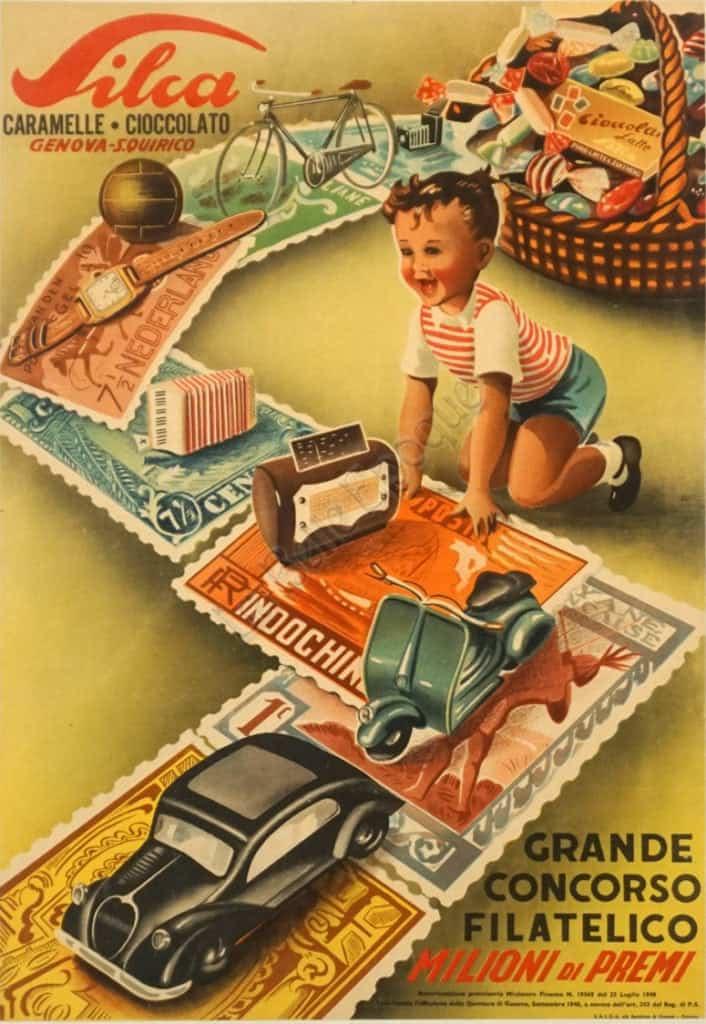 Silca Vintage Posters