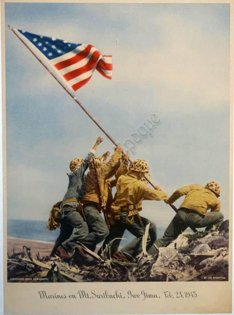 Flag Vintage Posters