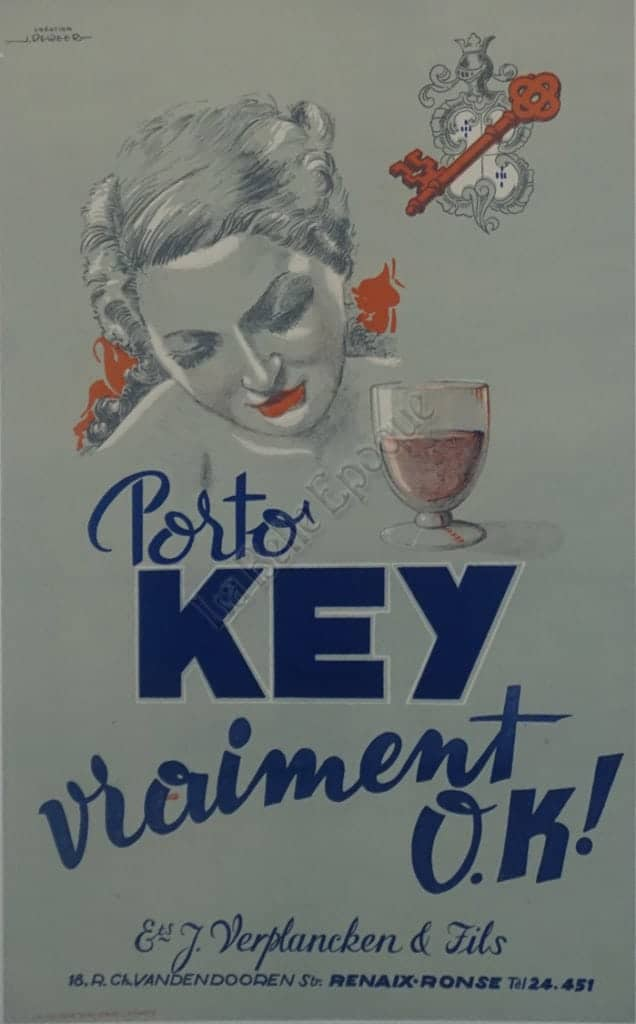 Porto Key Vintage Posters
