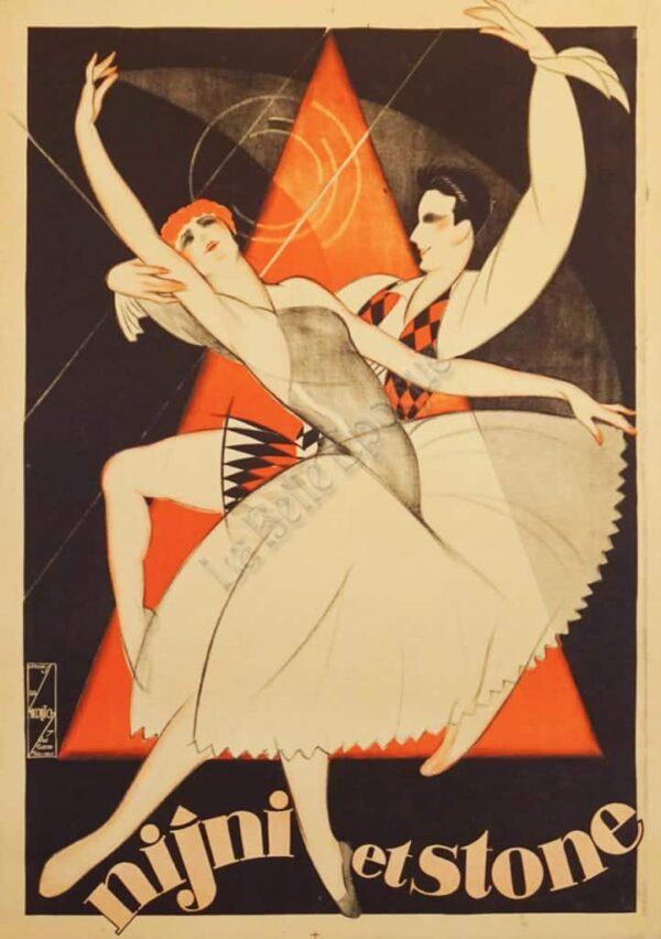 Nijnietstone Vintage Posters
