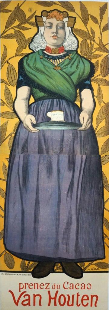 Van Houten Vintage Posters