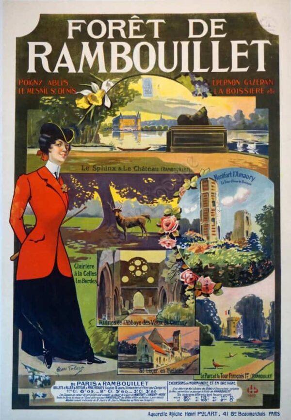 Foret De Rambouillet