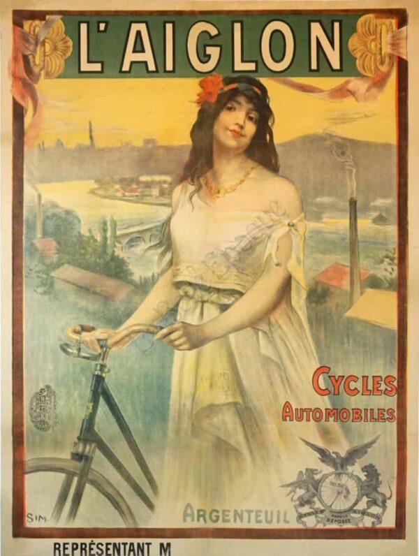 L'Aiglon Vintage Posters