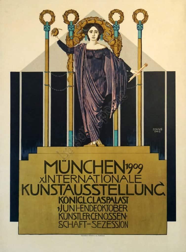 Munchen Vintage Posters