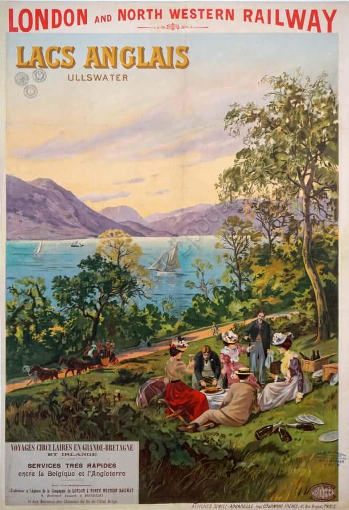 Lacs Anglais