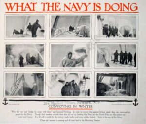 What the Navy is Doing Vintage Posters