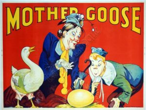 Mother Goose Vintage Posters