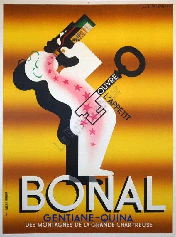 Bonal Vintage Posters