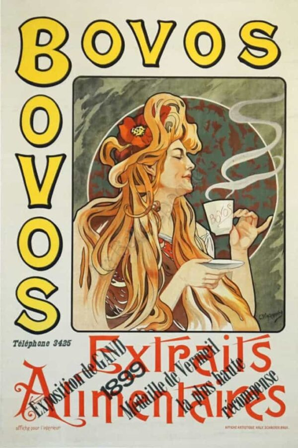 Bovos Vintage Posters
