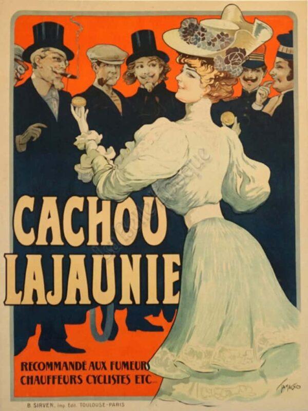Cachou Lajaune