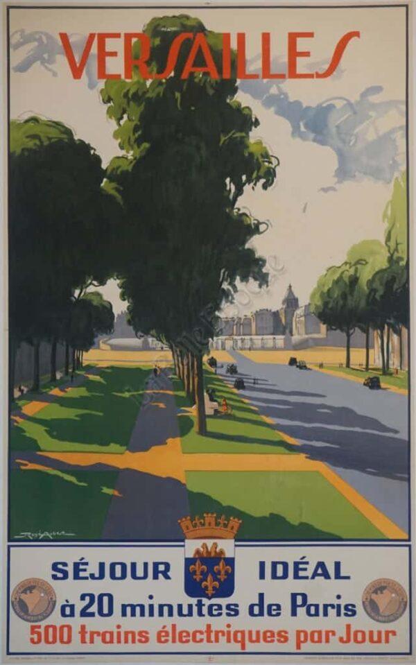 Versailles Vintage Posters