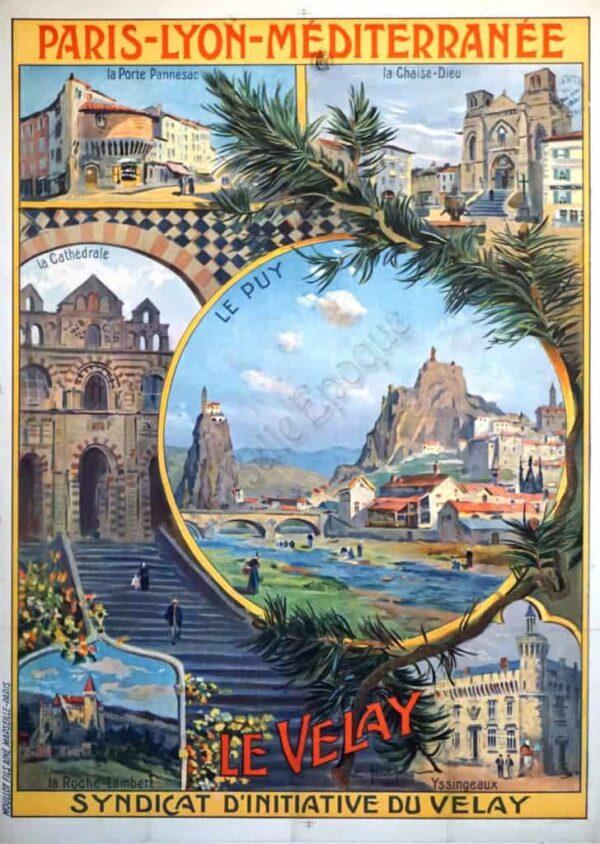 PLM Vintage Posters