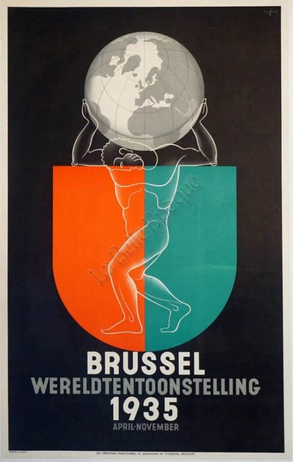 Brussel 1935