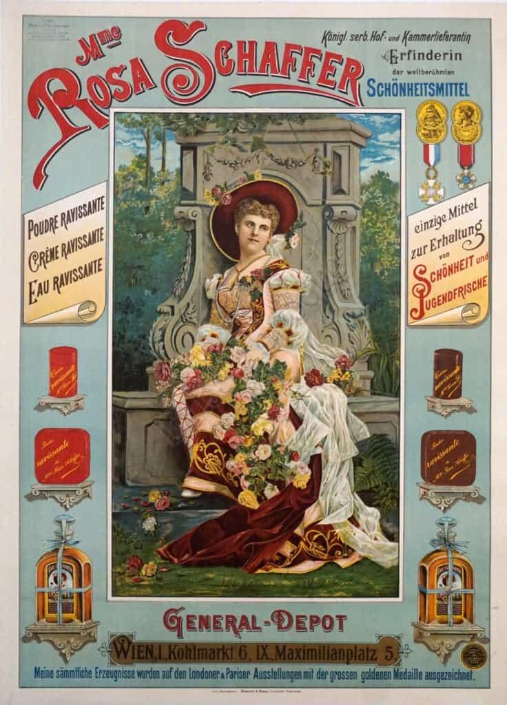 Rosa Schaffer Vintage Posters